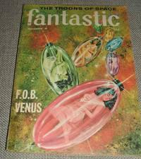 image of Fantastic for November 1958