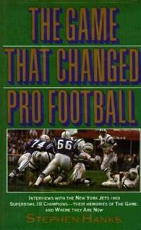 The Game That Changed Pro Football