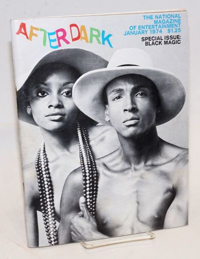 New York: Danad Publishing, 1974. Magazine. 116p. 8.5x11 inches, articles, reviews, interviews, ads,...