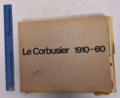 Zurich: Editions Girsberger, 1960. Hardcover. G+ moderate wear to corners and edges of boards, plus ...