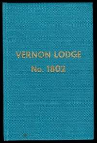 image of Vernon Lodge No. 1802: Booklet of By-Laws
