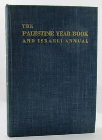 The Palestine Year Book and Israeli Annual. 5709. Vol. IV