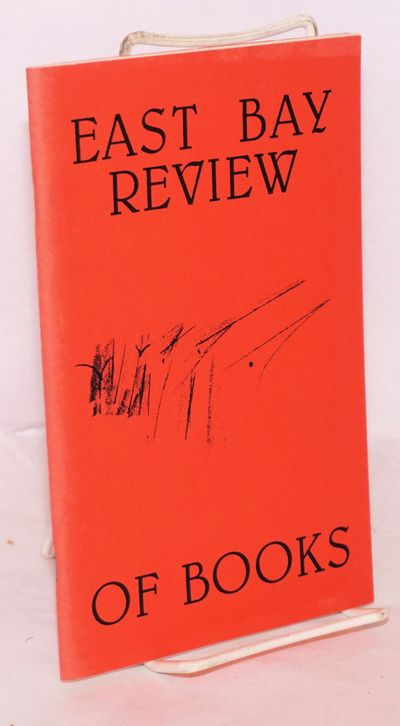 El Cerrito: EWorthy Labor Press, 1981. 63p., 5.5x8.5 inches, illustrations, excerpts from the poetry...
