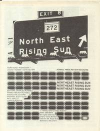 Northeast Rising Sun Volume 1 Number 3