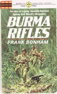 Burma Rifles: a Story of Merrill's Marauders
