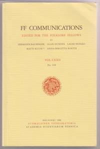 Der Estnische Volkskalender:  FF Communications: Vol. CXXII No. 268