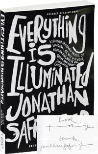 image of Everything is Illuminated (Advance Reading Copy, Signed)
