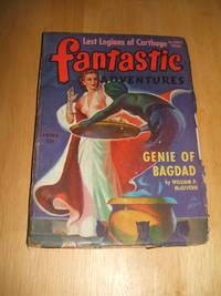image of Fantastic Adventures for June 1943
