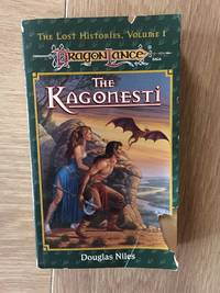 image of KAGOMESTI: A STORY OF THE WILD ELVES (DRAGONLANCE SERIES: THE LOST HISTORIES, VOL. 1)