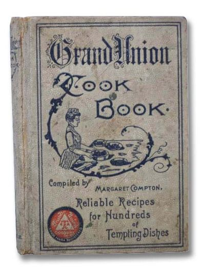 Grand Union Tea Co, 1902. Hard Cover. Good/No Jacket. No jacket. Binding has been repaired. Boards l...