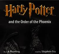 image of Harry Potter and the Order of the Phoenix Adult Edition