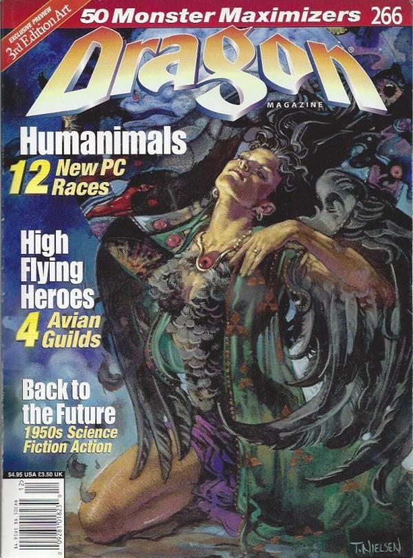 Dragon Magazine #266 (December, 1999) by TSR, Inc - 1999