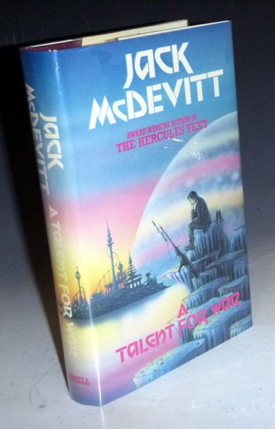 London: Kinnell, 1989. First Edition. Octavo. First UK hard cover edition. 310pp. Inscribed and sign...