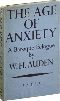 The Age of Anxiety: A Baroque Eclogue