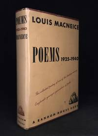 image of Poems; 1925-1940