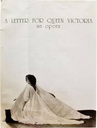 image of A Letter for Queen Victoria: An Opera (Original poster for the 1975 opera)