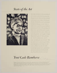 State of the Art (Signed Broadside First Edition)