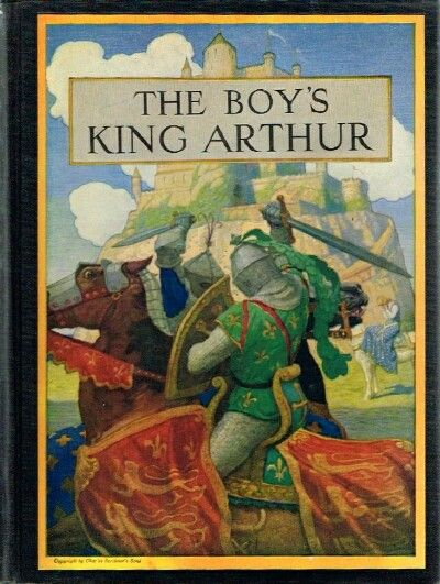 The boy 39 s king arthur sir thomas malory 39 s history of king for 12 knights of the round table of king arthur