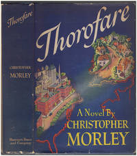 Thorofare by  Christopher Morley - First Edition - 1942 - from Diatrope Books and Biblio.com