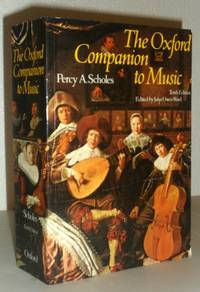 The Oxford Companion to Music - Tenth Edition