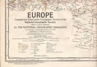 image of Europe, National Geographic Map: Folded Wall Map