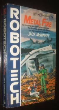 Metal Fire  Robotech No 8