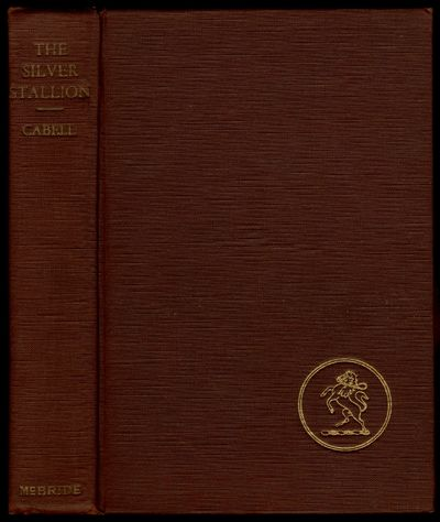 New York: Robert M. McBride & Company, 1926. Hardcover. Near Fine. First edition. Octavo. 358pp. Sma...