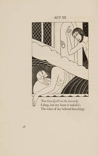THE SONG OF SONGS CALLED BY MANY  THE  CANTICLE OF CANTICLES. by  Eric Gill - Hardcover - 1925 - from marilyn braiterman rare books (SKU: 004563)