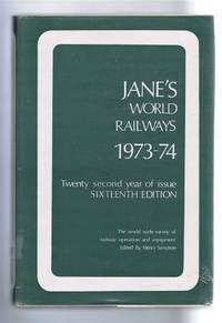Jane's World Railways 1973-74, Sixteenth Edition