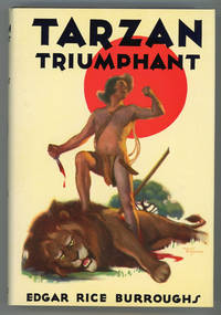 image of TARZAN TRIUMPHANT ..