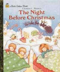 image of The Night Before Christmas (Little Golden Book)