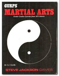 image of GURPS Martial Arts  Exotic Combat Systems from All Cultures