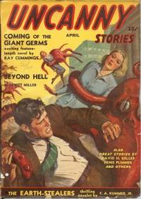 UNCANNY Stories: April, Apr. 1941