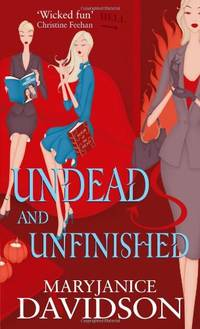 image of Undead And Unfinished: Number 9 in series (Undead/Queen Betsy)