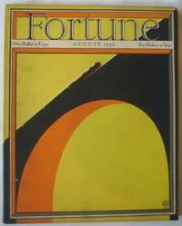 Fortune (Vol. VI, No. 2, August 1932)