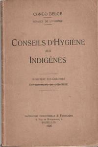 image of Conseils d'Hygiène aux Indigènes