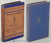 image of Zuleika Dobson (Modern Library #116.2)