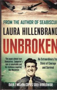 UNBROKEN by  LAURA HILLENBRAND - Paperback - First Edition In Paperback - 2012 - from BOOKLOVERS PARADISE (SKU: 13600)