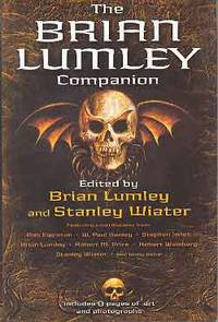 BRIAN LUMLEY COMPANION [THE] (SIGNED)