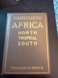 image of Illustrated Africa North Tropical South
