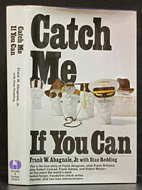 Catch Me If You Can (SIGNED)