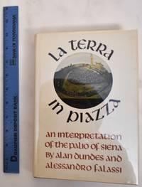image of La terra in piazza : an interpretation of the Palio of Siena
