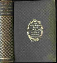 Eastward Hoe By Jonson, Chapman And Marston And Jonson's The Alchemist