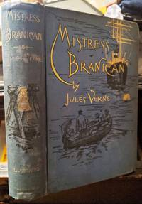 Mistress Branican by Jules Verne - 1891
