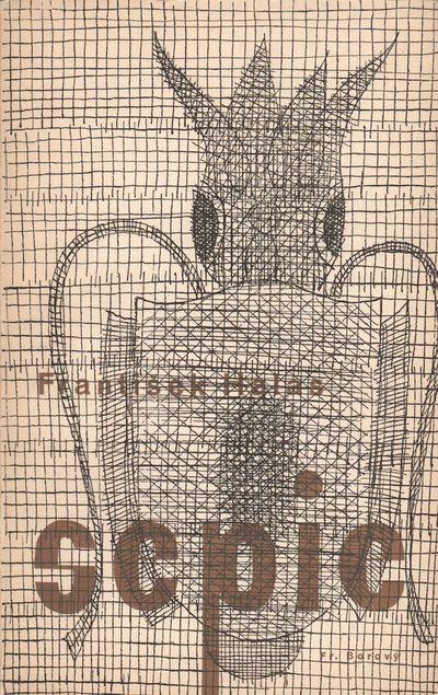 Prague: Fr. Borový, 1948. Octavo (21.2 × 13.5 cm). Original pictorial wrappers; 65, pp. Very ...