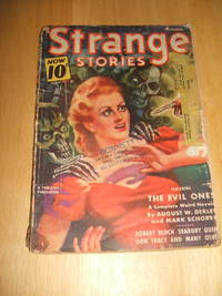 image of Strange Stories for October 1940
