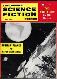 The Original SCIENCE FICTION Stories: January, Jan. 1960