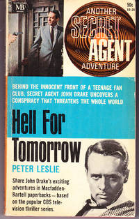 Secret Agent: Hell for Tomorrow