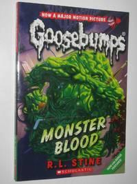 image of Monster Blood - Goosebumps Classics #3