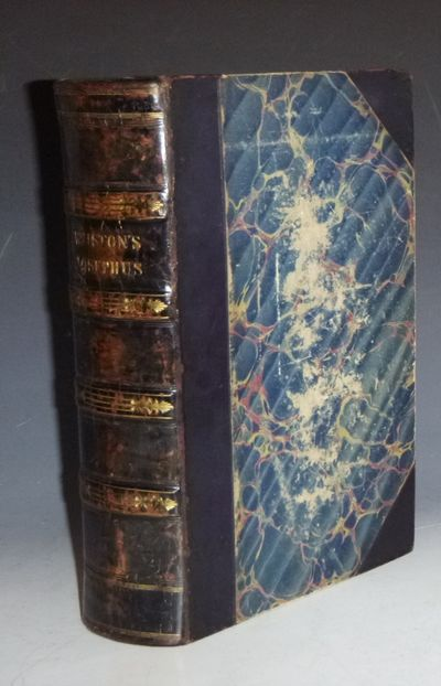 London: G. Virtue, 1841. Thick Quarto. Engraved title page and regular title page. xv, 1055 pages, 1...